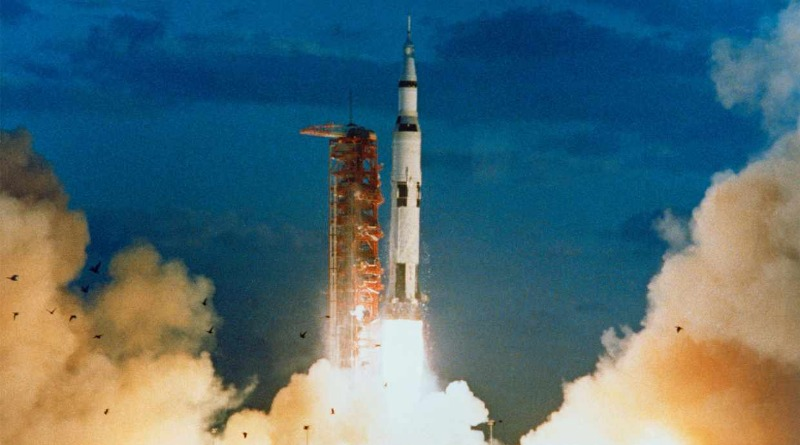 Saturn V Featured