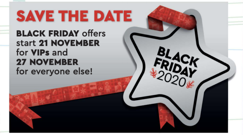 Lego Confirms Shopping Dates For Black Friday 2020 Promotions