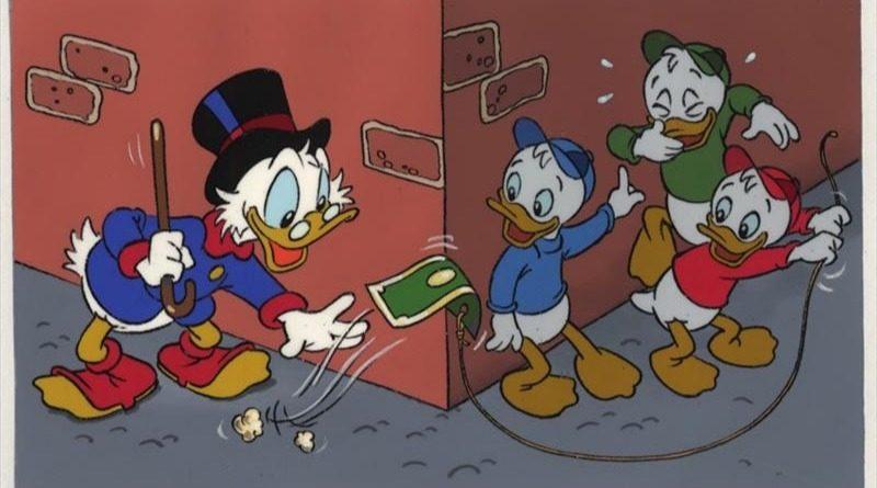 Scrooge McDuck BrickHeadz Rumour Featured 800x445