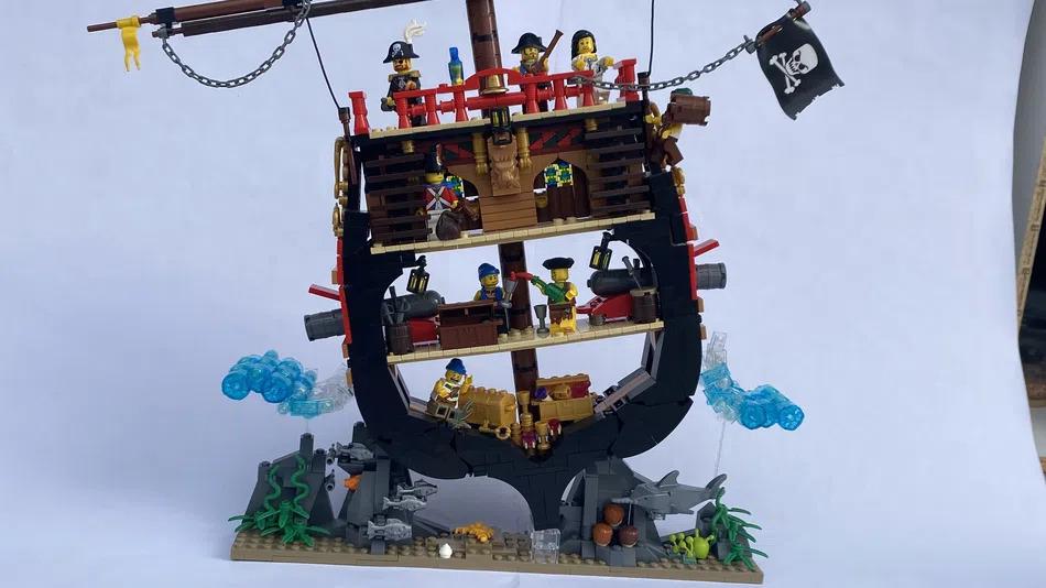 Slice of the Pirates Life