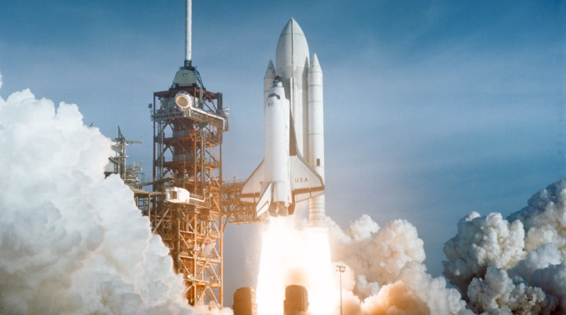 Space Shuttle Columbia Featured