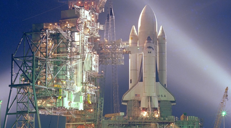 Space Shuttle Launch 1981 Featured