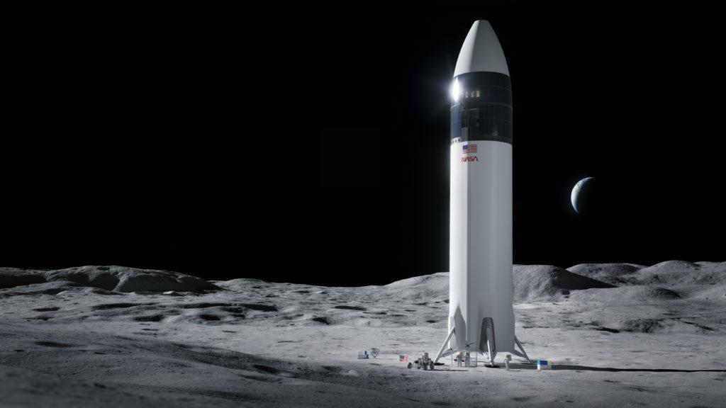 SpaceX Lunar Starship