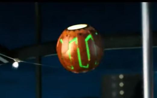 Spider Man 2 pumpkin bombs