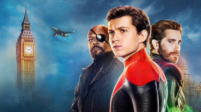 Spider Man Far From Home featured