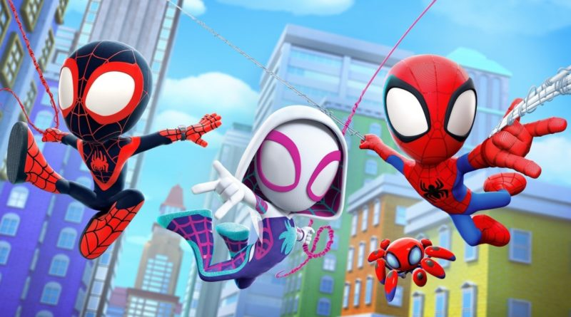Spider Man and his amazing Friends key art 2 featured