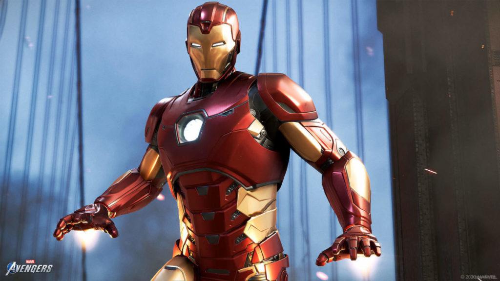 Square Enix Marvel Avengers Iron Man