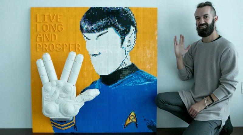Star Trek LEGO Tribute