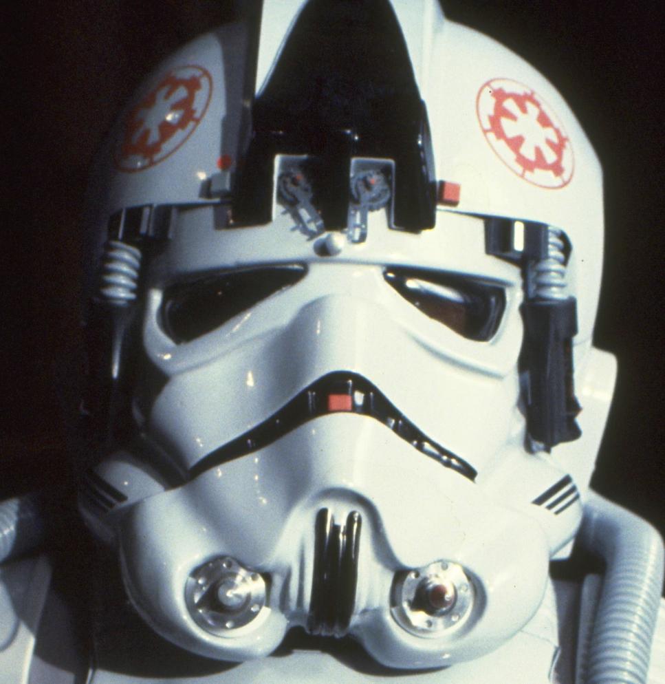 Star Wars At At pilot helmet