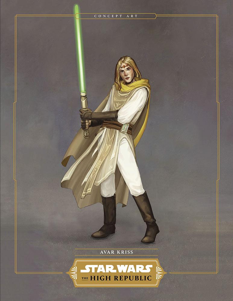 Star Wars Avar Kriss