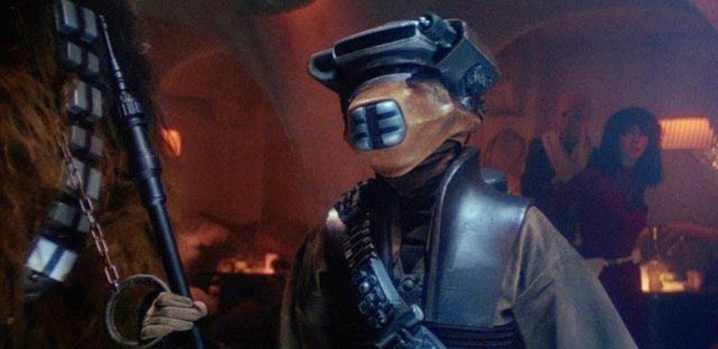 Star Wars Boushh helmet