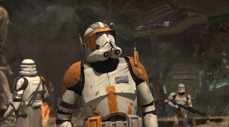 Star Wars Clone Commander Cody featured