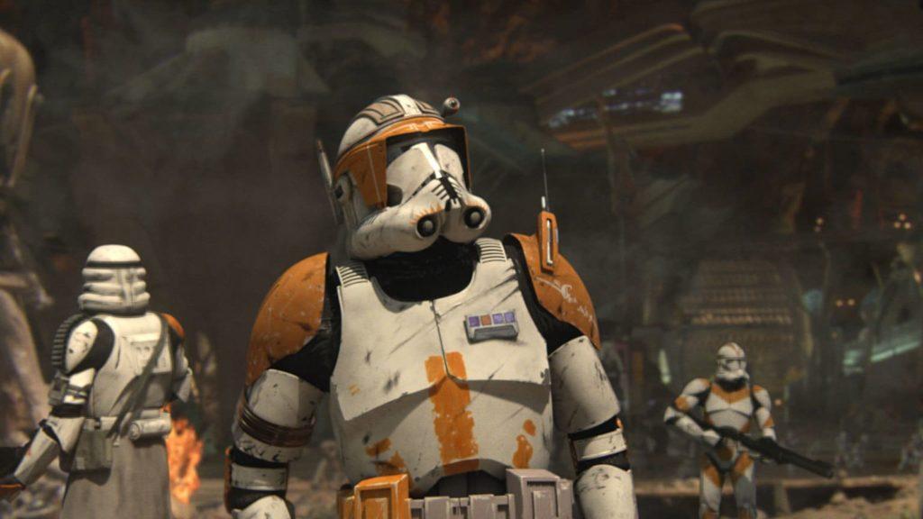 Star Wars Clone Commander Cody
