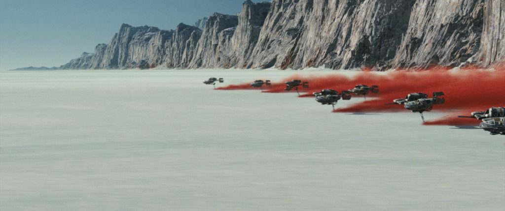 Star Wars Crait