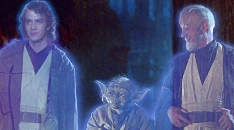 Star Wars Force Ghosts featured