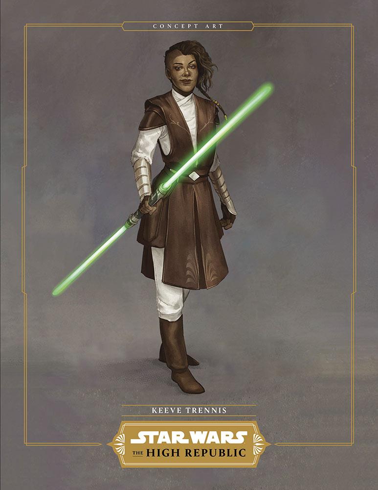 Star Wars Keeve Trennis
