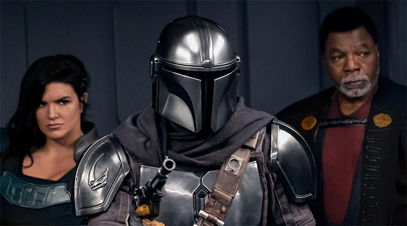 Star Wars Mandalorian Season 2 Featured
