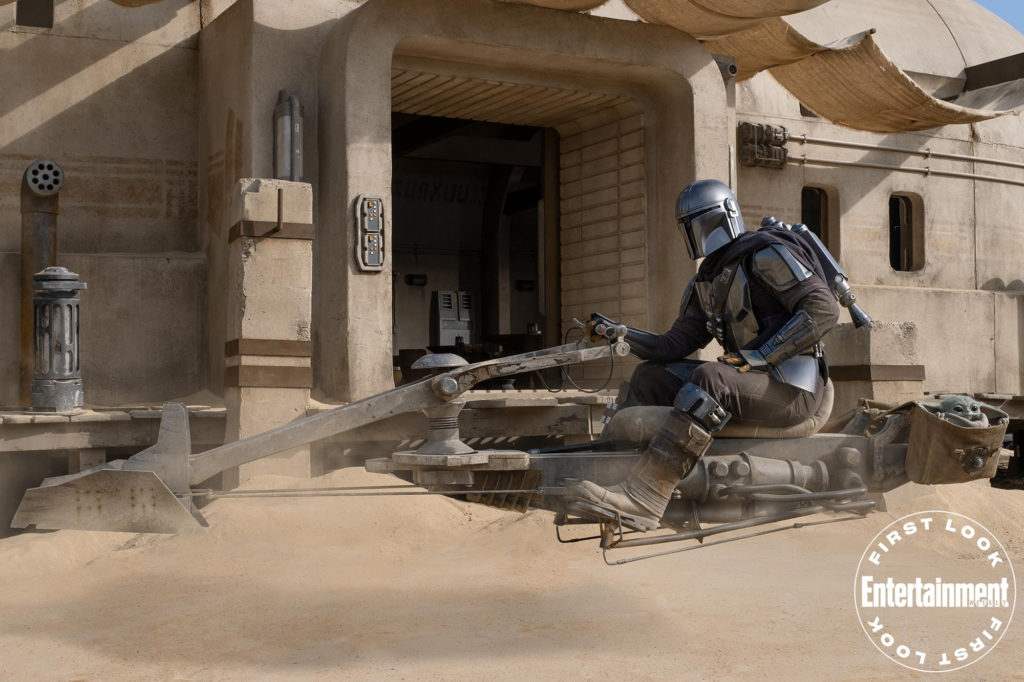 Star Wars Mandalorian Season 2
