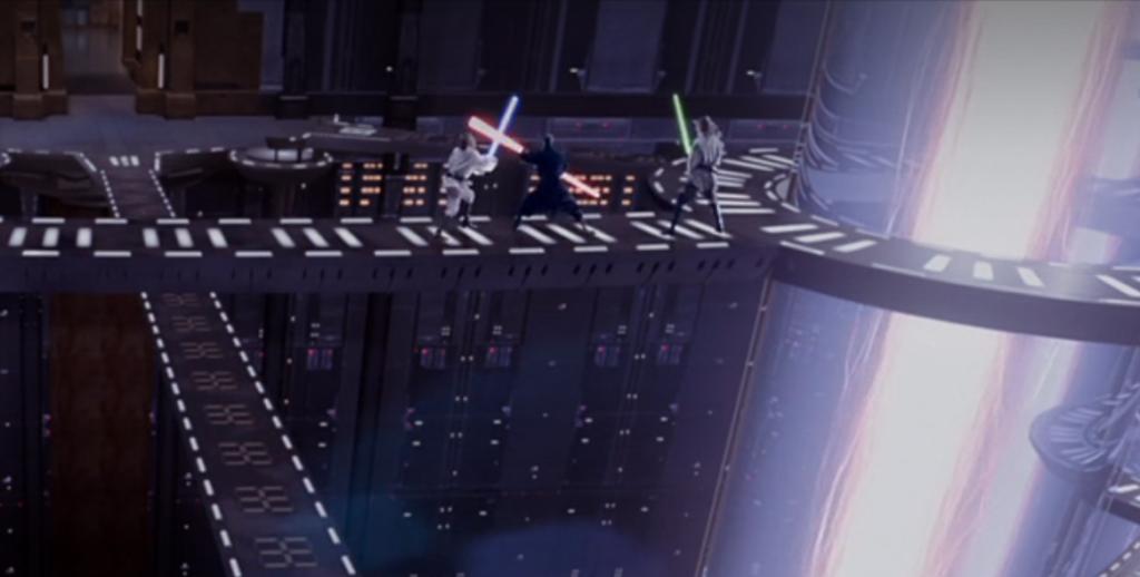 Star Wars Phantom Menace Duel of the Fates
