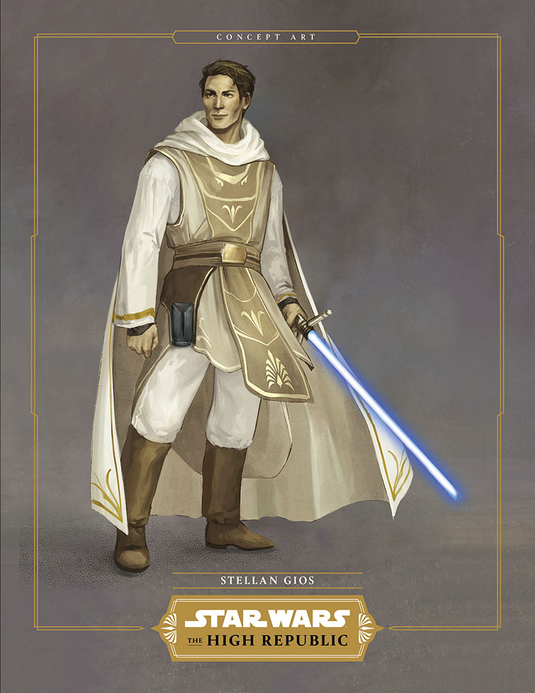 Star Wars Stellan Gios