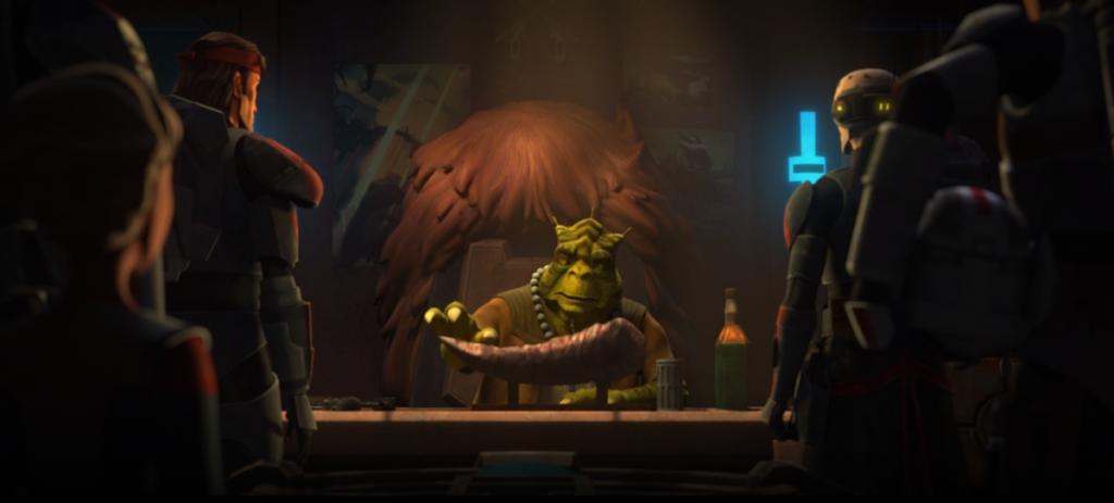 Star Wars The Bad Batch cids Parlor
