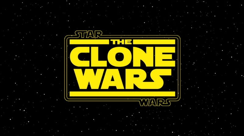 Star Wars The Clone Wars logo featured
