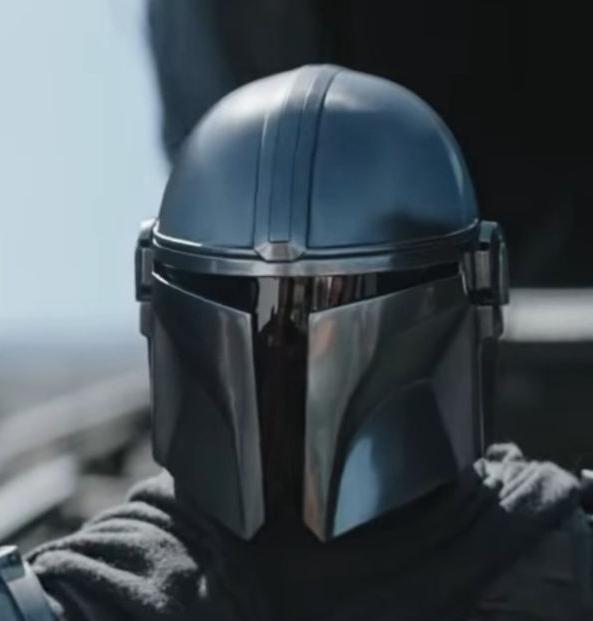 Star Wars The Mandalorian Din Djarin helmet