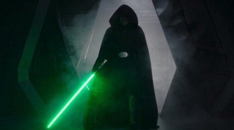 Star Wars The Mandalorian Luke Skywalker featured 1