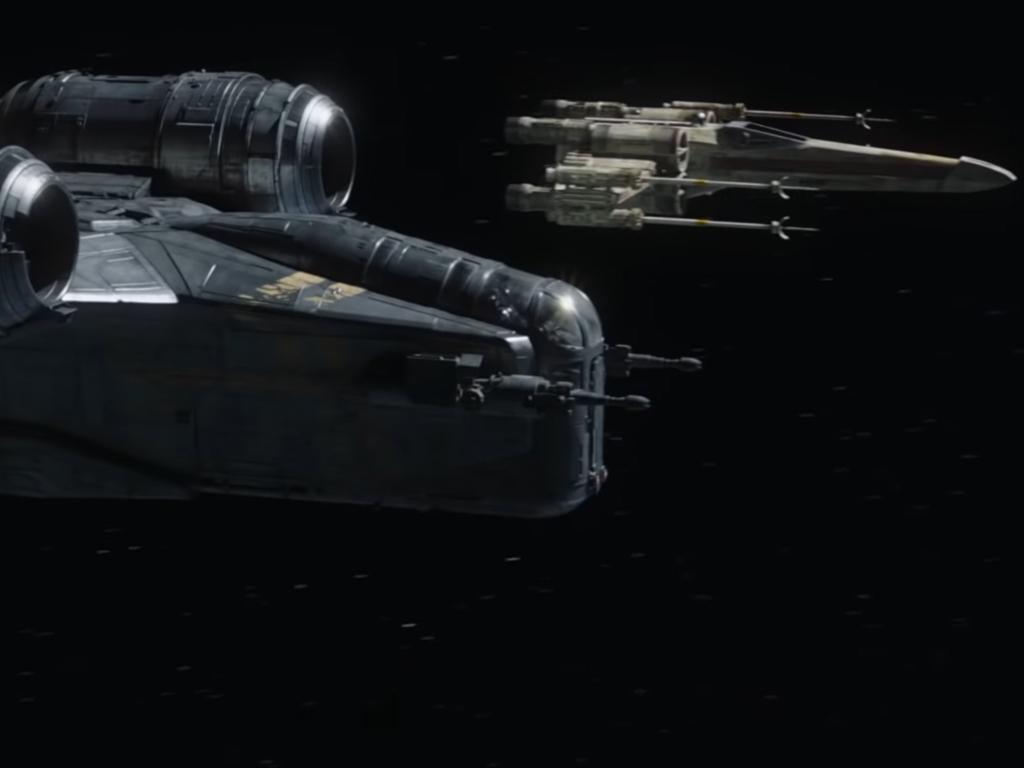Star Wars The Mandalorian Season 2 Trailer 2