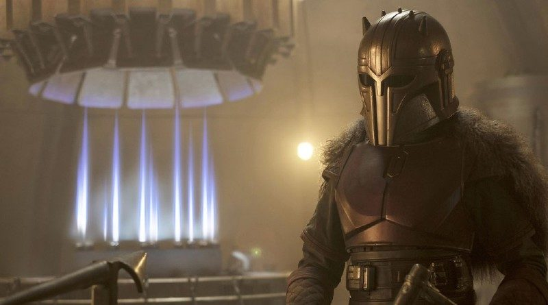 Star Wars The Mandalorian forge featured