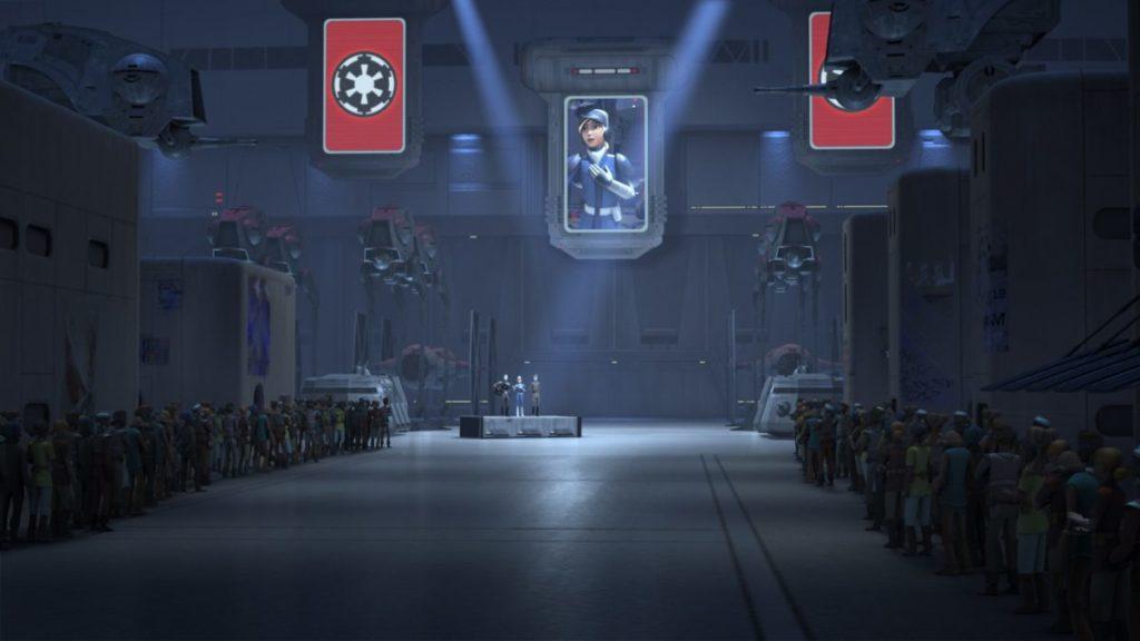 Star Wars empire Day