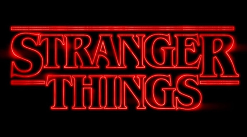 Stranger Things Logo Featured