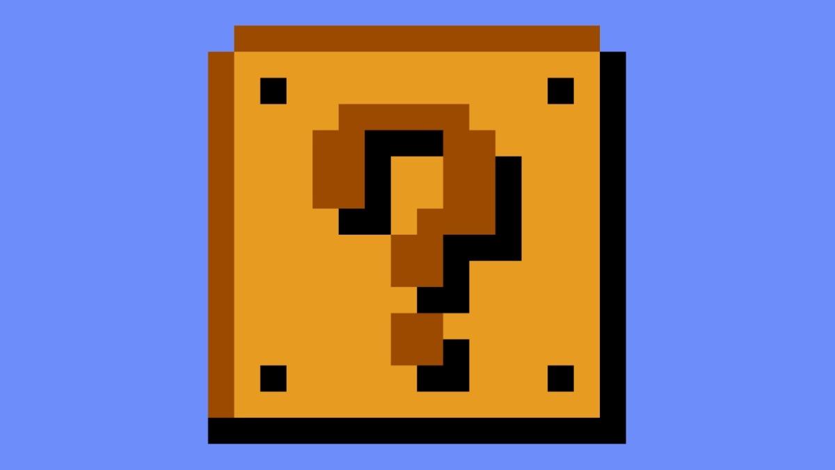 Super Mario 64 Question Mark Block Featured