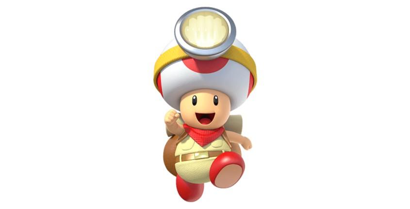 Super Mario Captain Toad