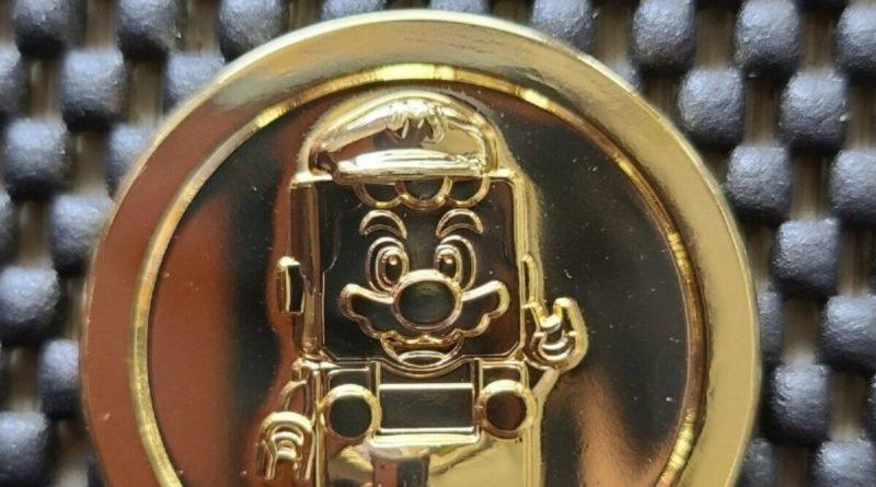 Super Mario Coin
