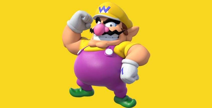 Super Mario Wario