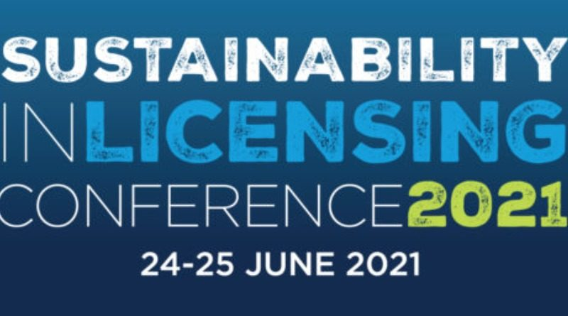 Sustainability in Licensing Conference 2021