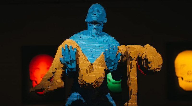 The Art of the Brick featured 800 445