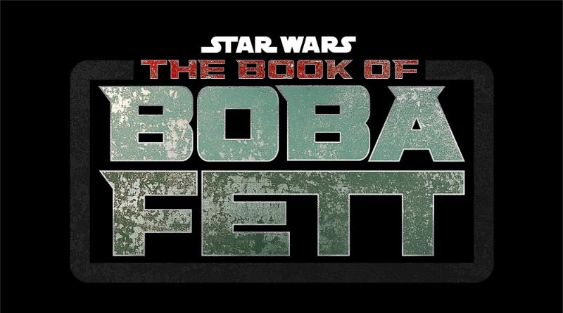 The Book of Boba Fett logo featured