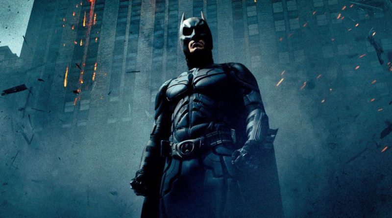 The Dark Knight poster featured