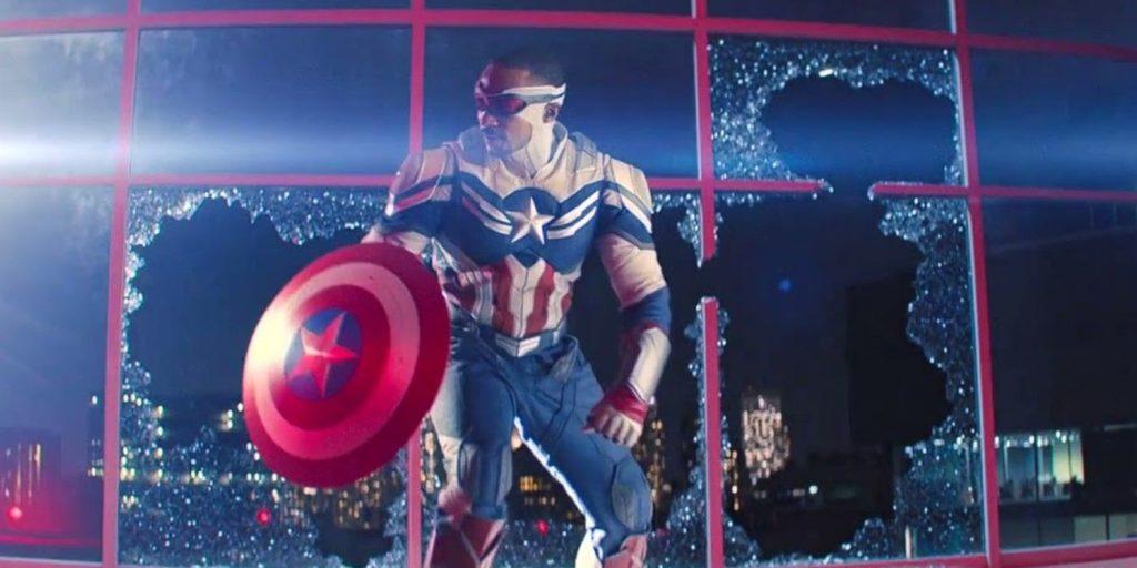 The Falcon and the Winter Soldier Captain America Sam Wilson