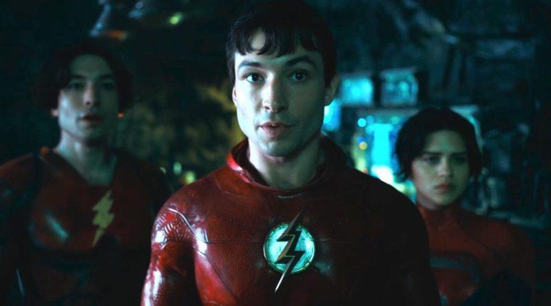 The Flash DC FanDome trailer featured