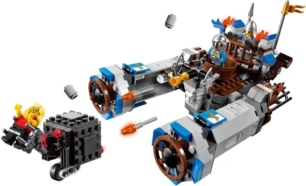 The LEGO Movie 70806 Castle Cavalry