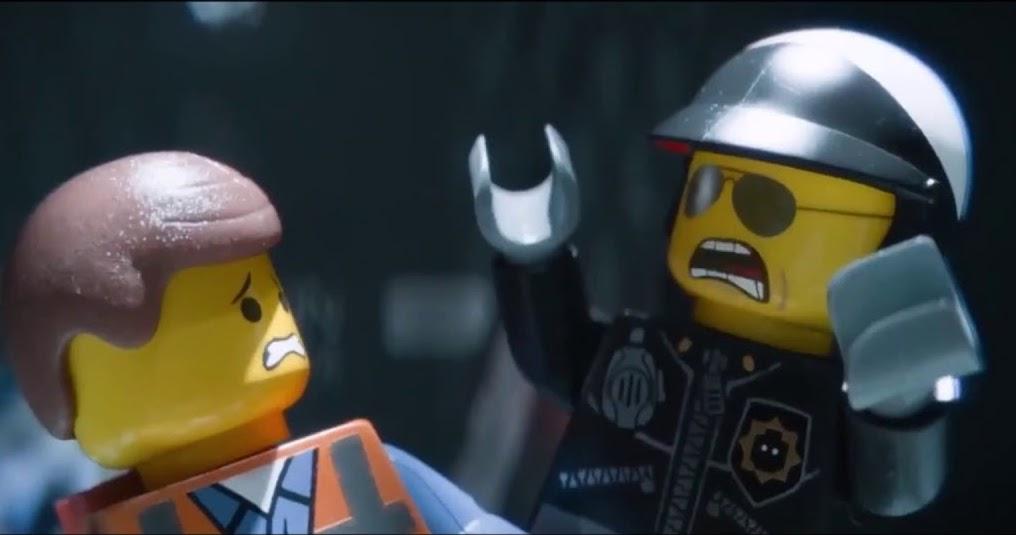 The LEGO Movie Good Cop Bad Cop