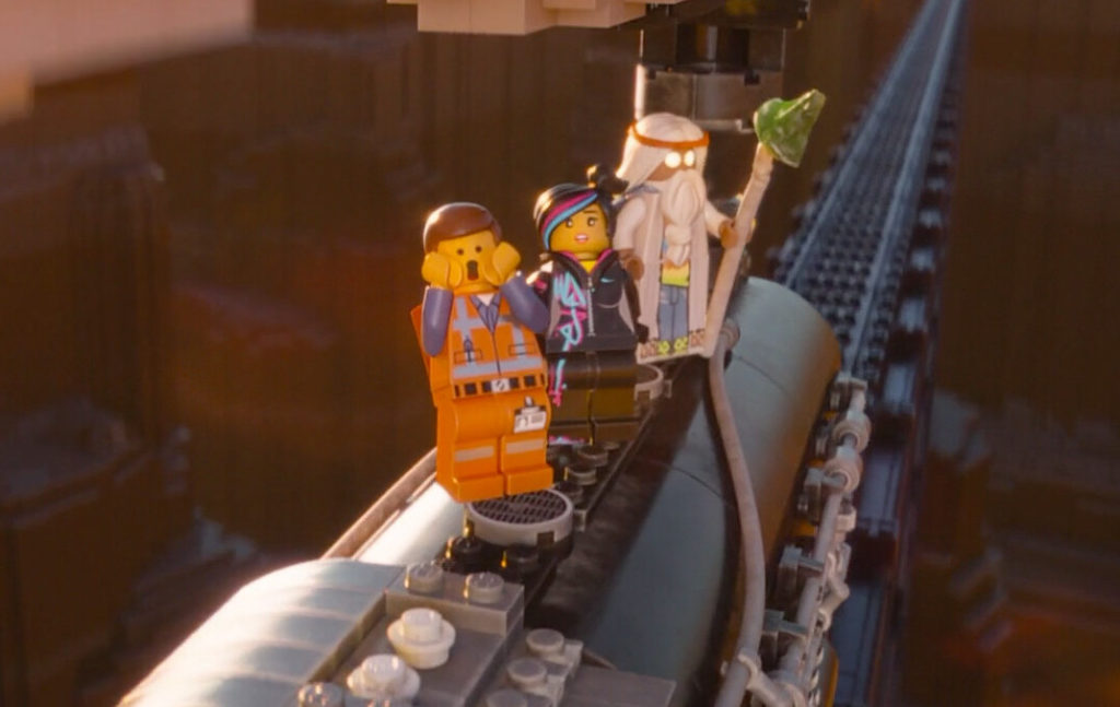 The LEGO Movie Old West