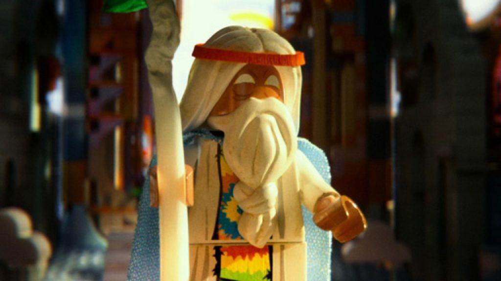 The LEGO Movie Vitruvius