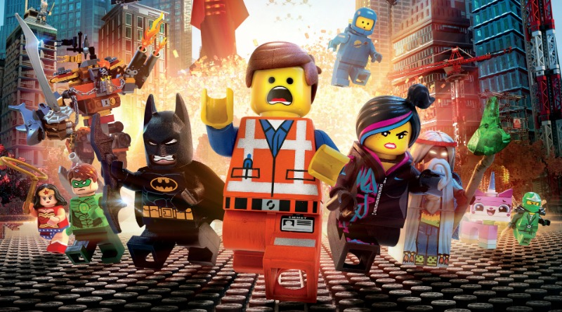 The LEGO Movie Featured