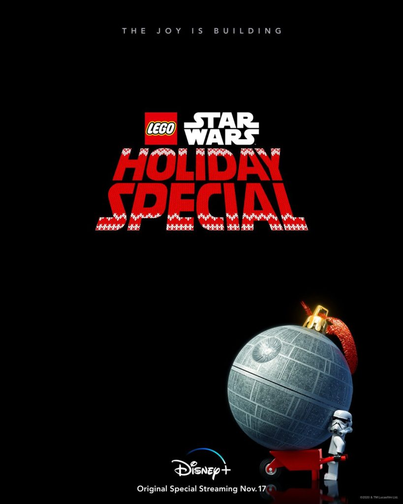The LEGO Star Wars Holiday Special DS