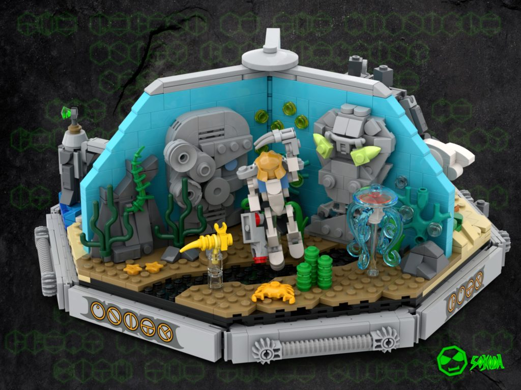 The Legend of Bionicle 2 new