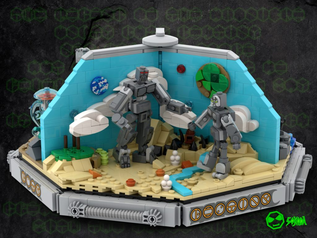The Legend of Bionicle 3 new